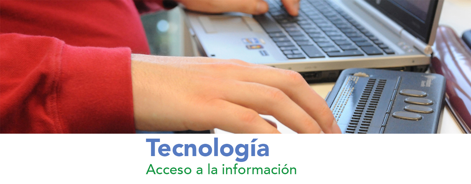 Tecnología. Acceso a la información.