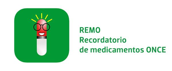 logo de la aplicación REMO